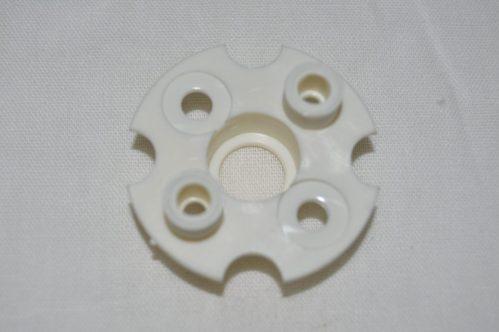 Pop Bumper white base 03-6009-A5