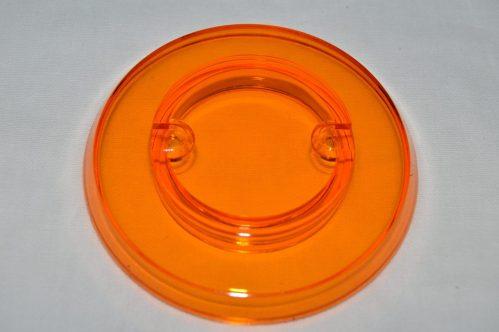 Oramge Transparent Pop Bumper Cap 03-8254-12