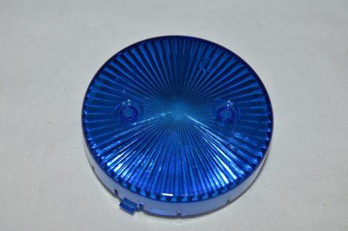 Blue Transparent Pop Bumper Cap 03-8277-10