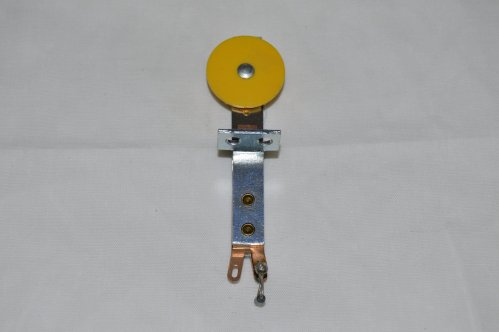 Round Target Switch Yellow A-14691-6