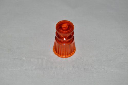 Orange Double Star Post 03-8247-12