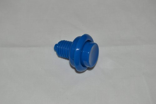 Blue Flipper Button A-16883-1