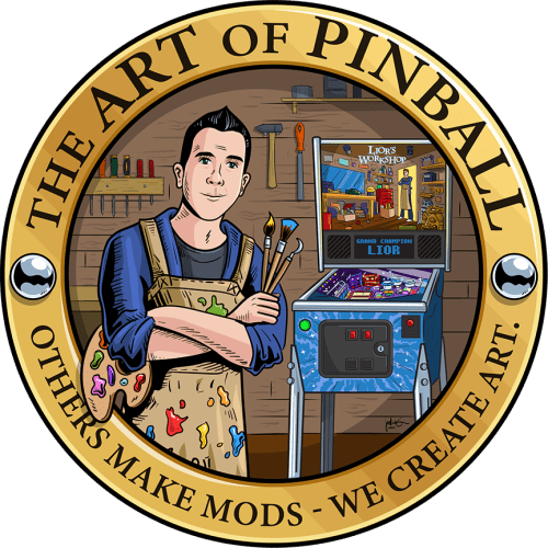 The Art Of Pinball