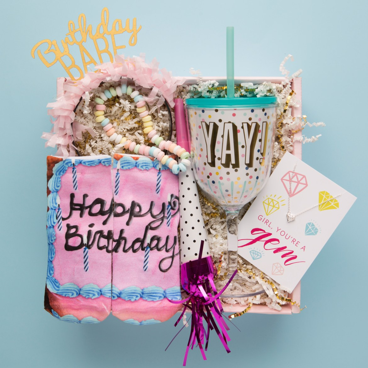 Birthday Babe WOW Box