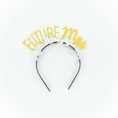 Future Mrs Headband - OMG, You're Engaged WOW Box - Bracket - Little Shop of WOW