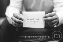 I can't wait to marry you card guy - marrygrams - little shop of wow
