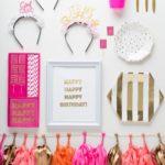 Happy BirthYAY! Prȇt-à-Party Box