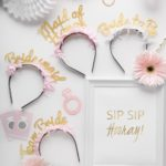 Party Up Top Bridal Pack Headbands