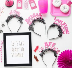 Bachelorette Bash - Prȇt-à-Party Box - Little Shop of WOW - Canada