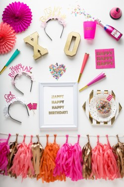 Happy BirthYAY! - Prȇt-à-Party Box - Little Shop of WOW