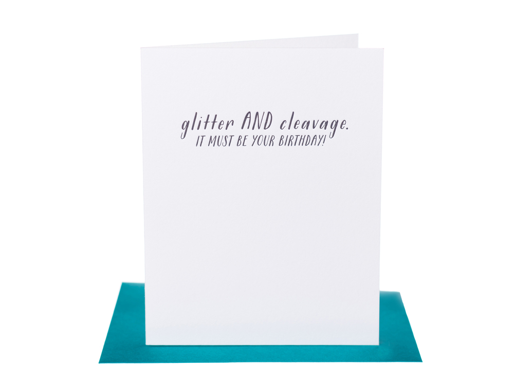 glitter-and-cleavage-it-must-be-your-birthday-happy-birthday-greeting-card-stationery-love-paper-epiphanies-little-shop-of-wow