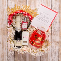Sparkle & Wine Holiday WOW Box