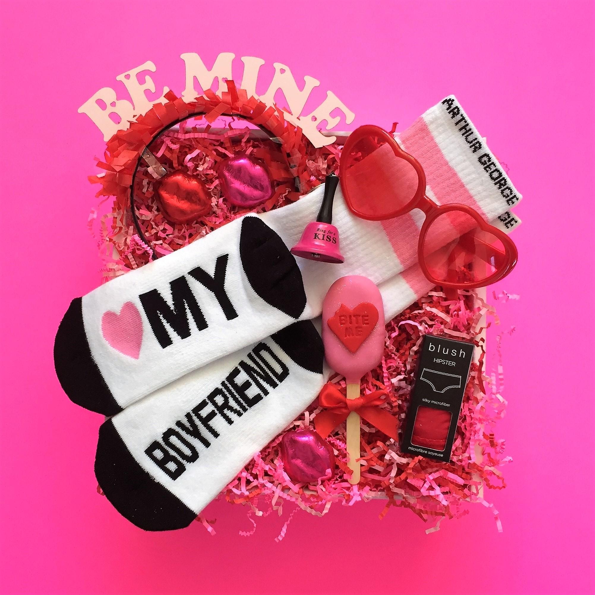 Baby Be Mine Valentine's Day WOW Box