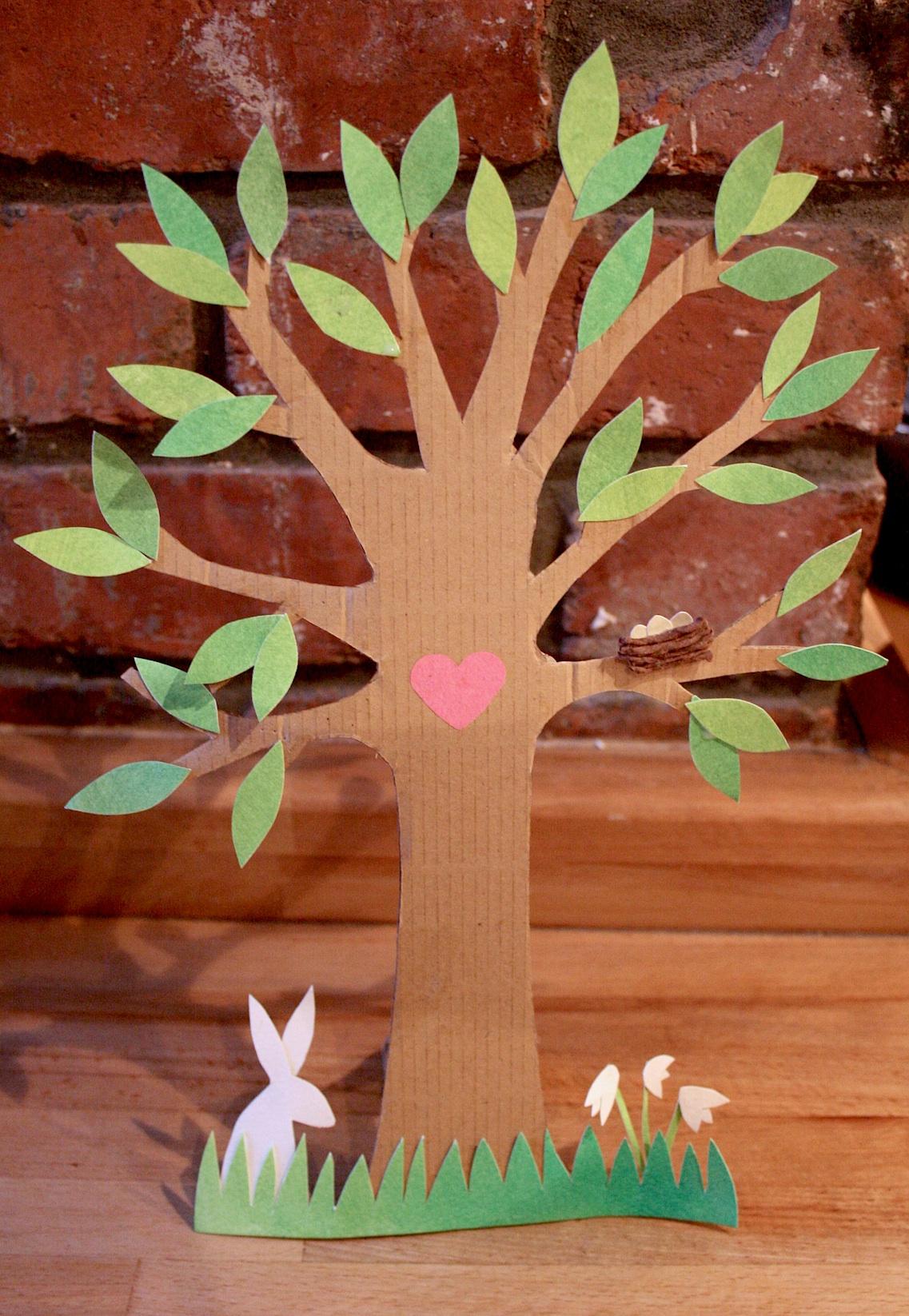 Spring Tree Tutorial
