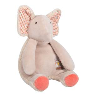 Elephant rattle - Moulin Roty