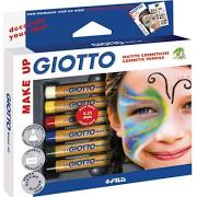 Giotto face paint pencils (basic)