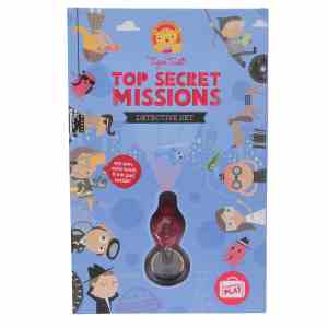 TigerTribe top secret missions activity kit