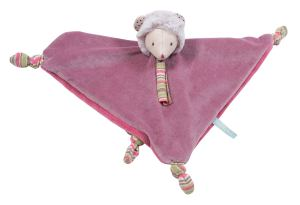 pachats purple mouse comforter
