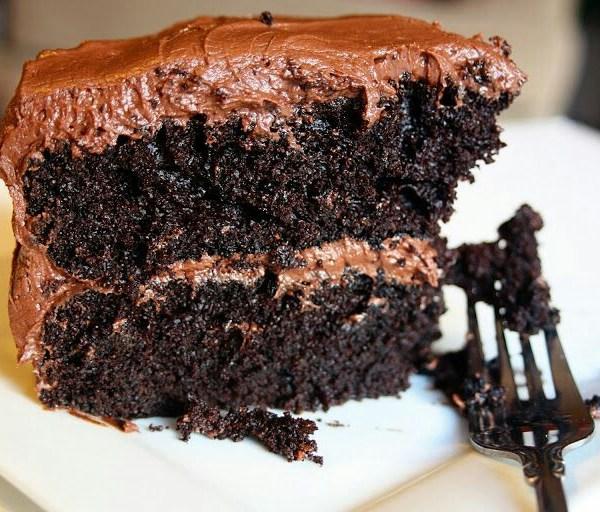 Chocolate Quinoa Cake