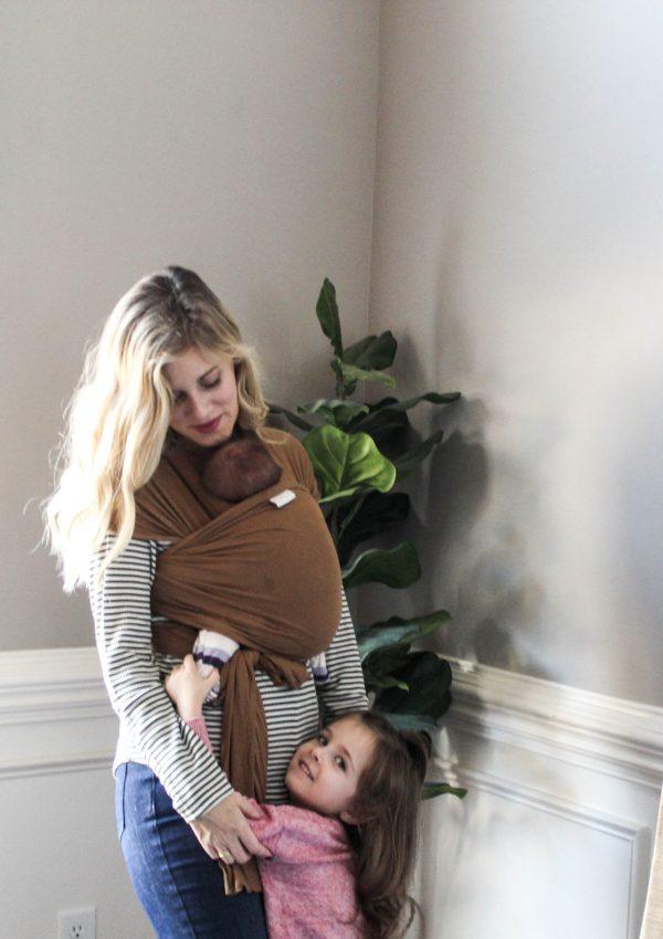 Babywearing – a Motherhood Must