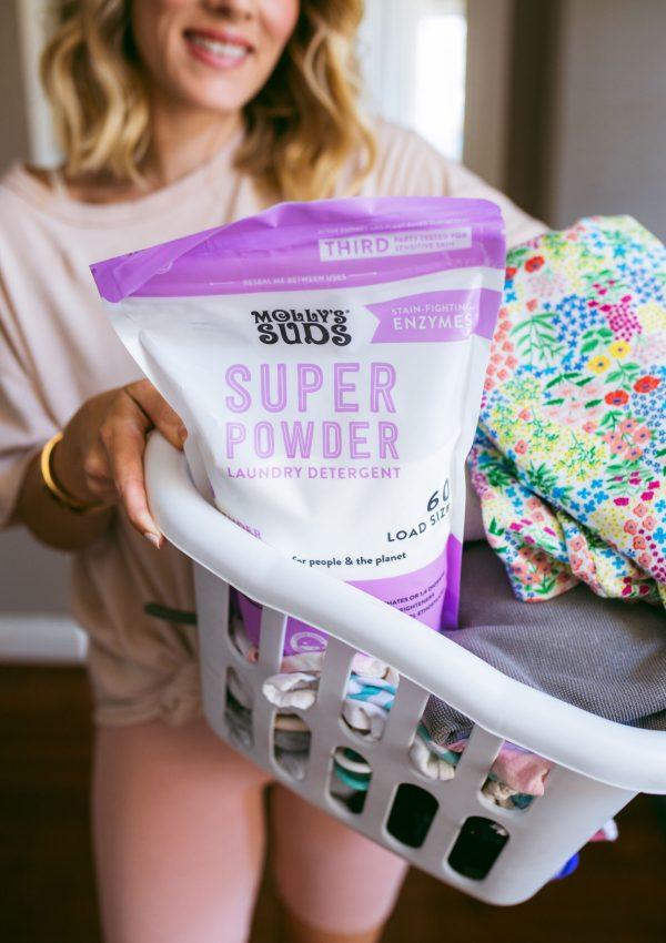 Nontoxic Laundry Detergent 411