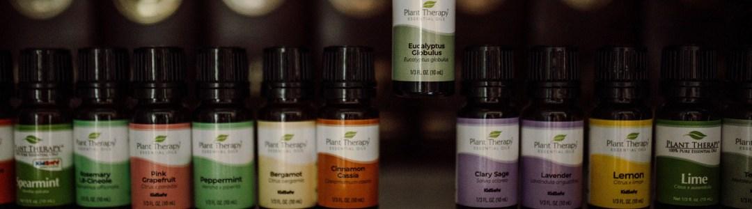 Springtime Essential Oil Blends + A New Brand I've Found