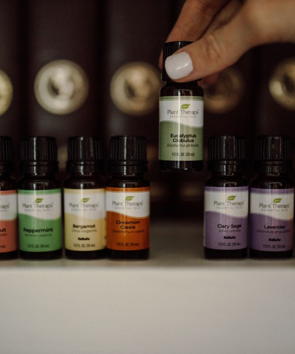 Springtime Essential Oil Blends + A New Brand I've Found