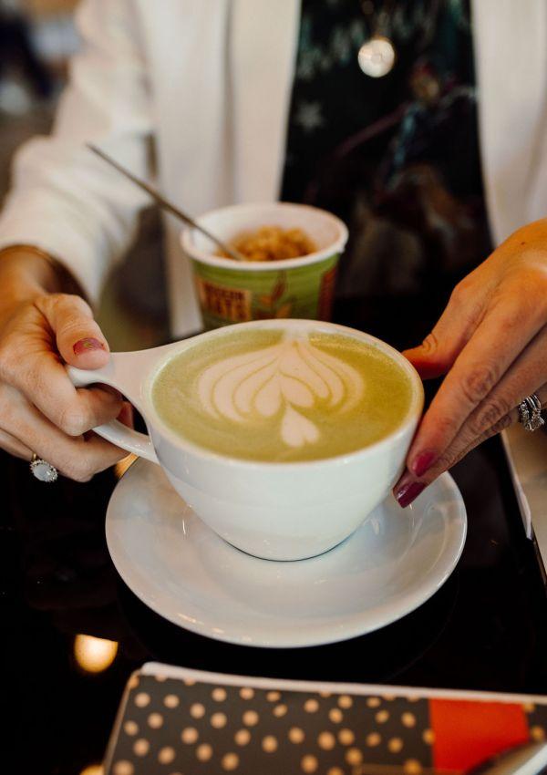 Much-cha love for Matcha Green Tea