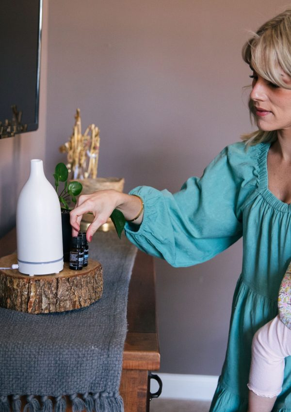 Why Ditching Candles + Wall Plug-Ins are Important & What We Use Instead