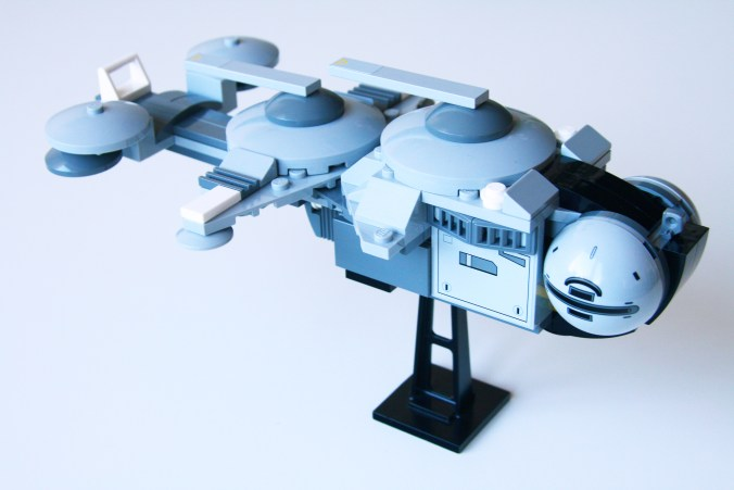 Dragonfly light freighter