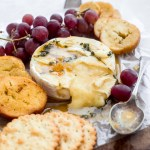 Herb And Garlic Baked Brie Recipe Little Spice Jar