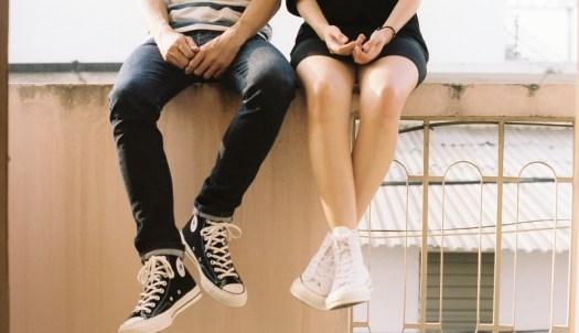 Couple Sitting - Photo by Dương Nhân from Pexels