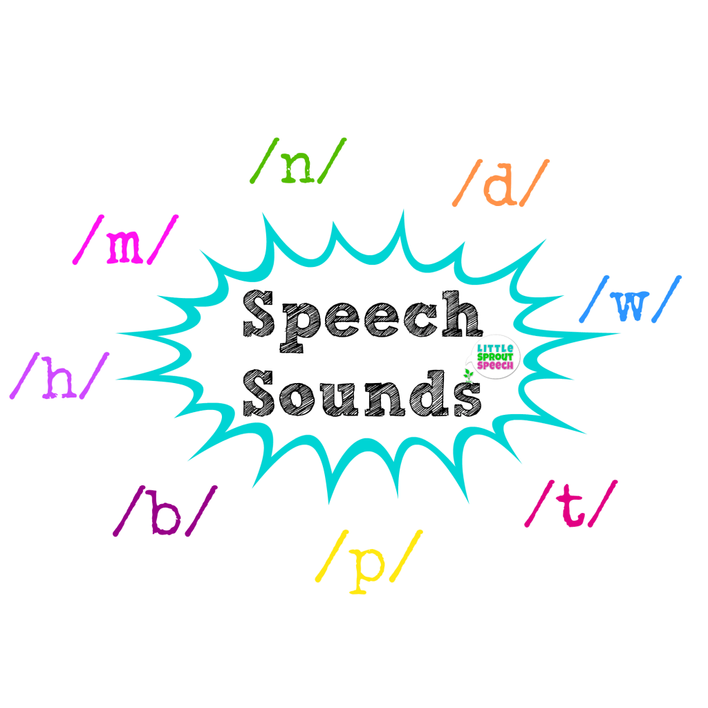 Free Speech Sounds And The Age They Are Expected All In 1