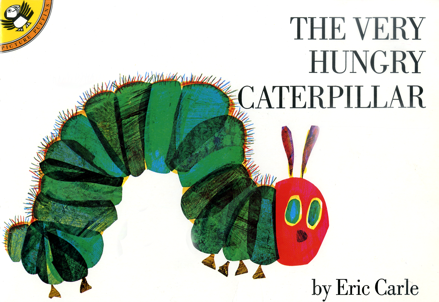Book Club Week 37 The Very Hungry Caterpillar