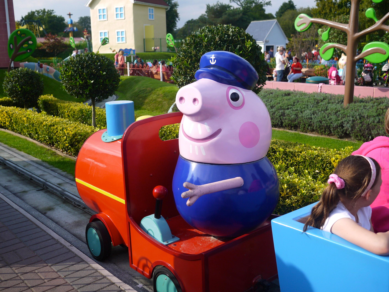 Peppa Pig World At Paultons Park Hue Me Happy