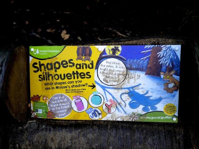 gruffalo's child trail wendover woods