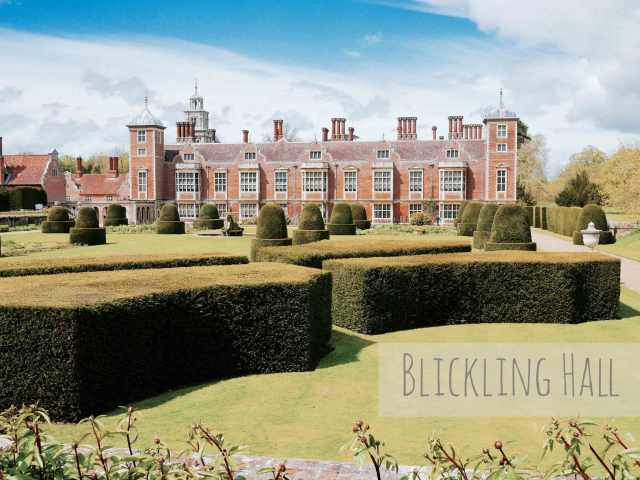 blickling-hall national trust norfolk