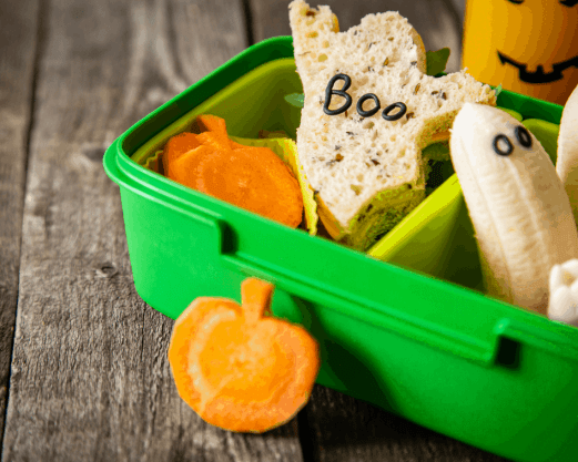 Pack fun food for school lunch