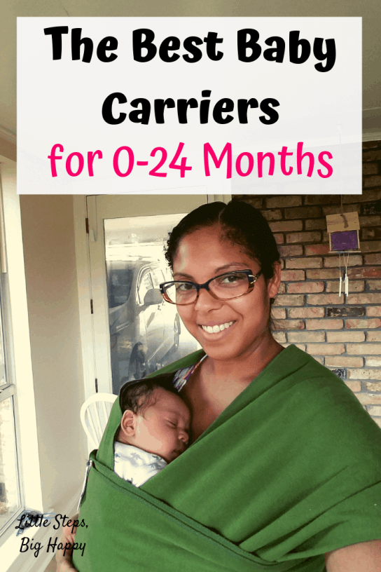 The Best Baby Carriers for 0-24 Months