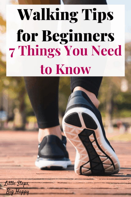 Walking Tips for Beginners: 7 Things You Need to Know