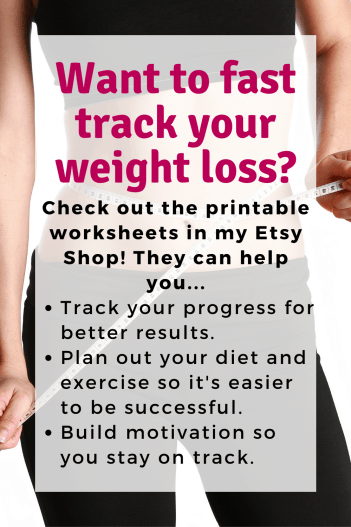 Weight Loss Printables