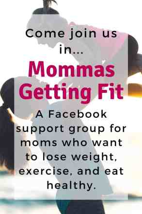 Weight Loss Support group for moms