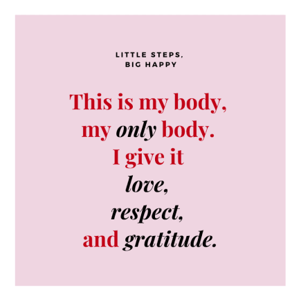 Body Positivity Quotes