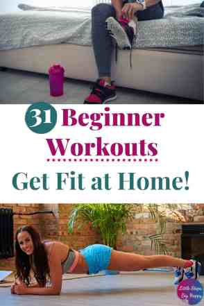31 Great Beginner Workouts at Home