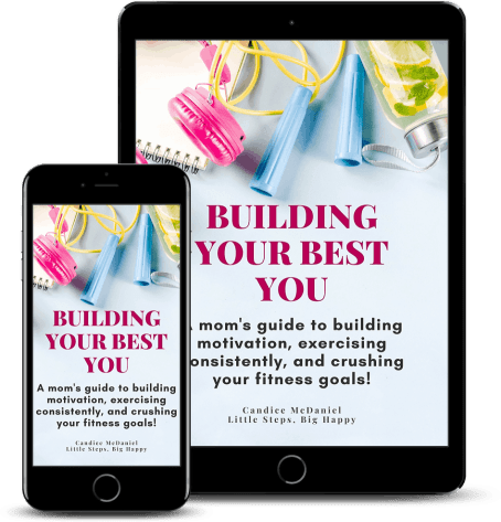 Building Your Best You - Fitness Motivation Ebook for Women