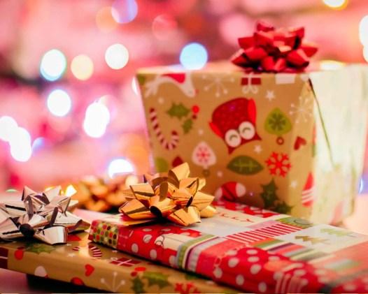 Indoor Christmas Activities for Families - Secret Santa Gift Exchange