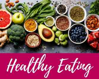 Health and Fitness for Moms - Healthy Eating