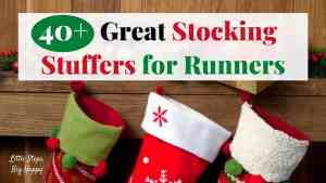 40+ Great Stocking Stuffers for Runners: Inexpensive Gifts for Runners
