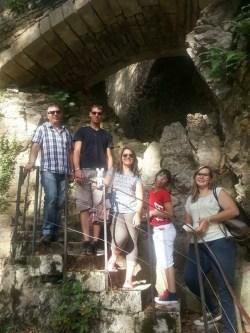 La famille au Fantastic Picnic !