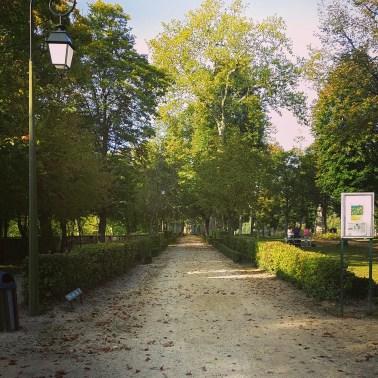 Le parc Buffon de Montbard